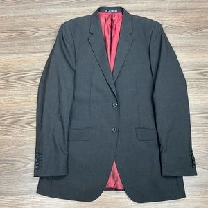 T.M. Lewin Charcoal Grey Blazer 40L